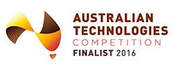 Australian Technologies Competition Finalist 2016