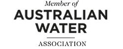 Member of Australian Water Association