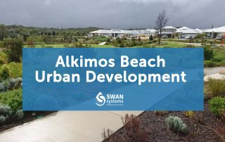 SWAN Systems Alkimos Beach Urban Development