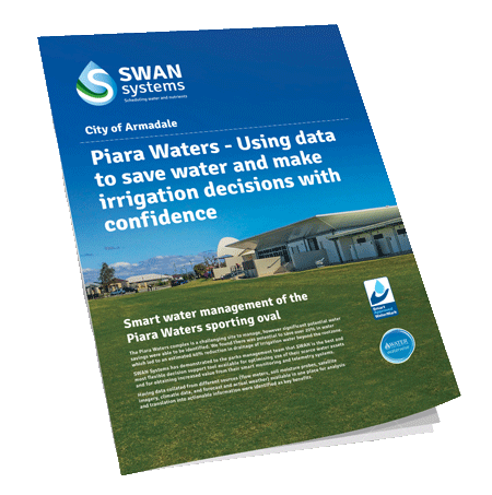 SWAN Systems Piara Waters Sporting Oval Case Study