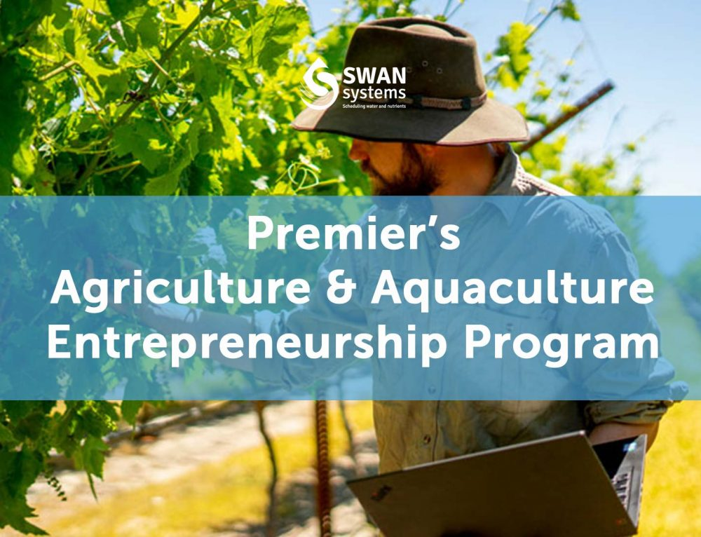 Premier's Agriculture and Aquaculture Entrepreneurship Program