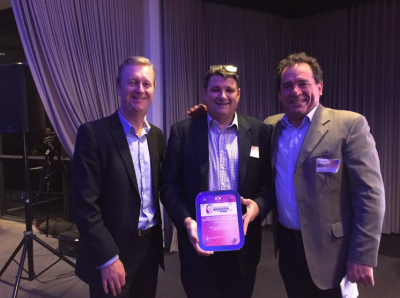 SWAN Systems wins in the digital category at the WA innovator of the year 2018