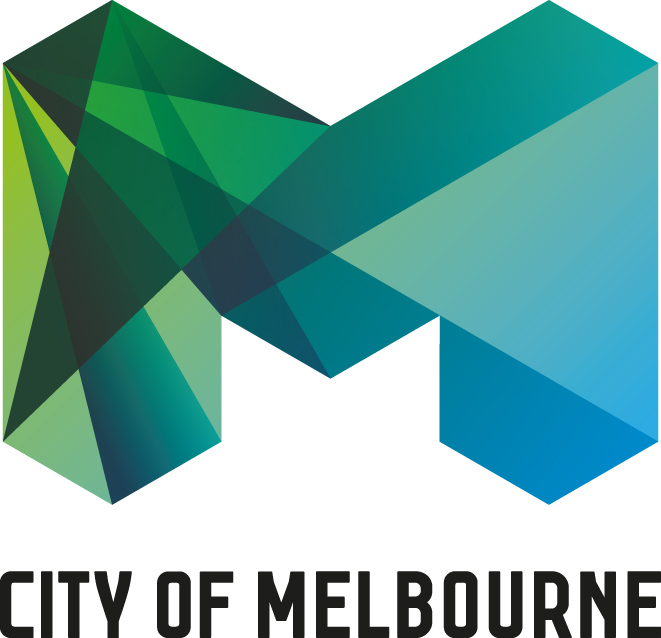 City of Melbourne Primary Logo