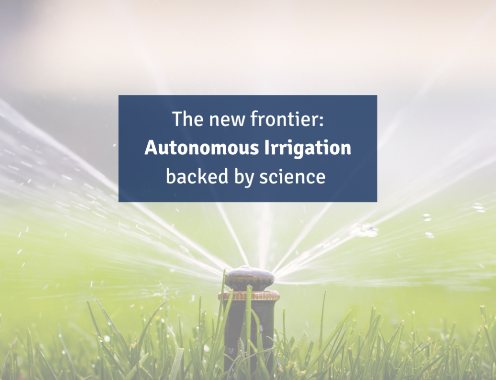 SWAN Systems launches new autonomous irrigation feature