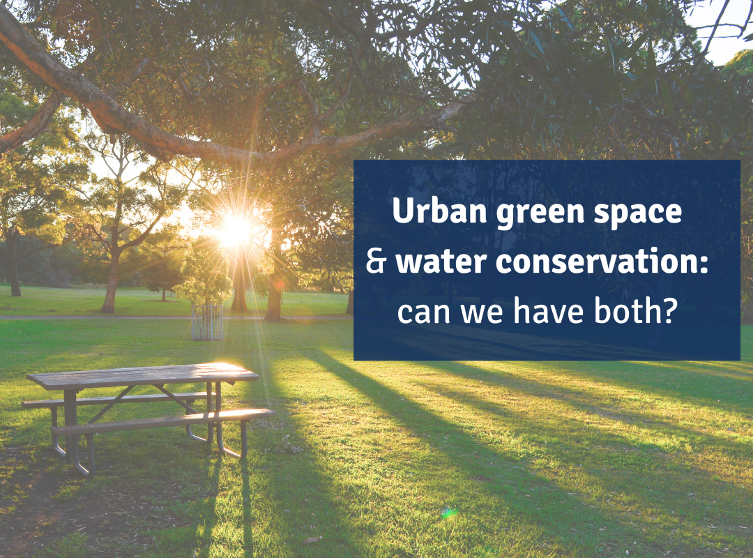 Urban Green Space Water SWAN Systems